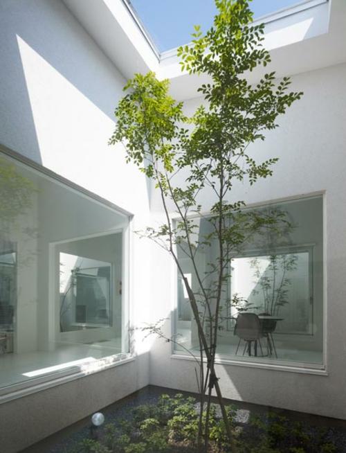 Japanisches Zahnklinik Design vom Architekten Hironaka ...