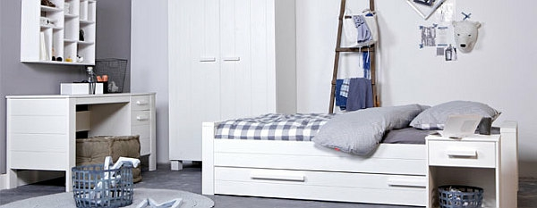 katzen und hunden häuser idee schlafzimmer modern städtisch stil