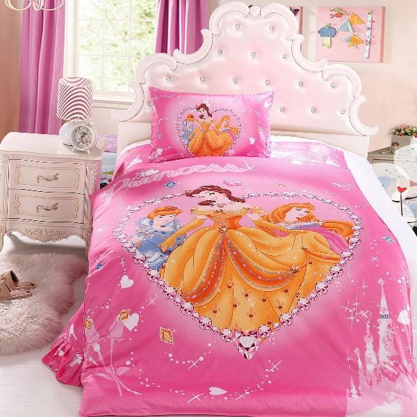 Princess Aurora Twin Bedding