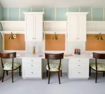 29 Kinder Schreibtisch Designs für eine moderne und bunte Kinderzimmer Einrichtung