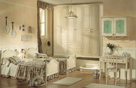 20 klassische kinderzimmer einrichtungen von effedue. Black Bedroom Furniture Sets. Home Design Ideas