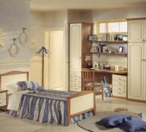 20 klassische Kinderzimmer Einrichtungen von Effedue Mobili entworfen
