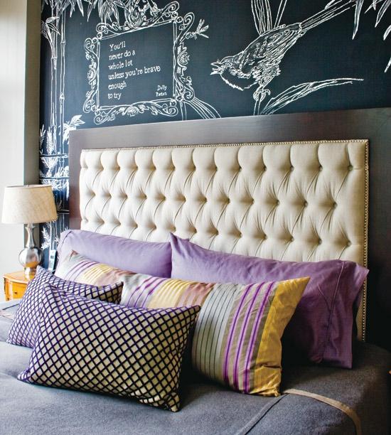 12 kleine räume elegant gestalten - luxuriöse coole ideen, Schlafzimmer design