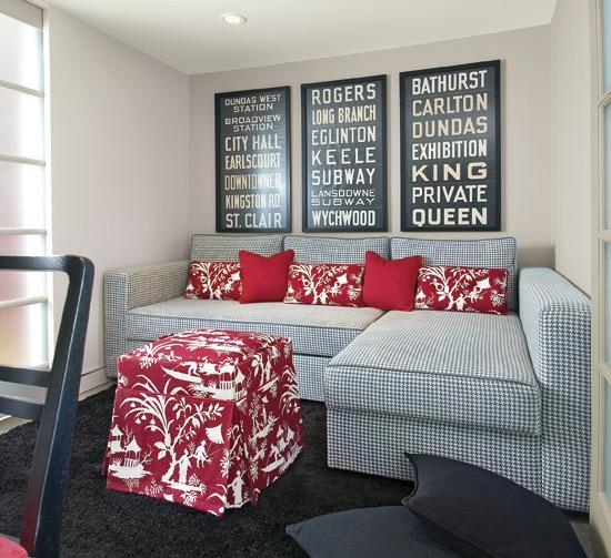 einrichtung wohnzimmer rot. wandfarbe braun - zimmer streichen ...