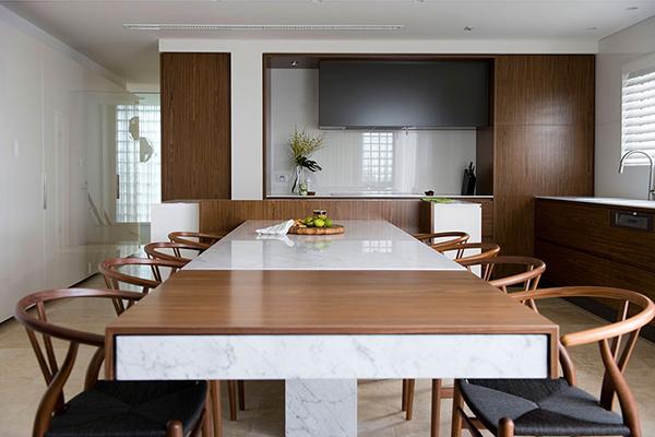kleines apartment in sydney moderne einrichtung von. Black Bedroom Furniture Sets. Home Design Ideas