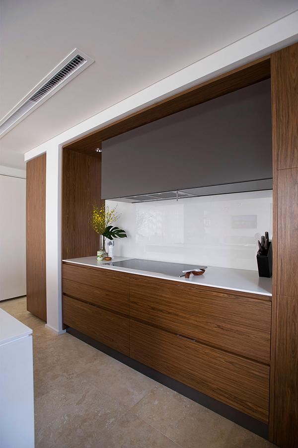 Kleines Apartment in Sydney - moderne Einrichtung von Minosa Design