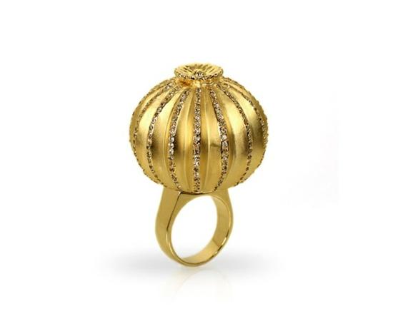 Juwelier Schmuck von nOir Jewelry designer originell dunkel elegant königlich