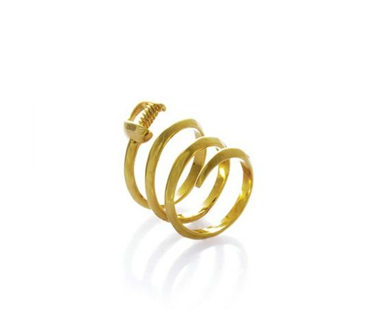 kreative luxus ringe designer originell dunkel idee