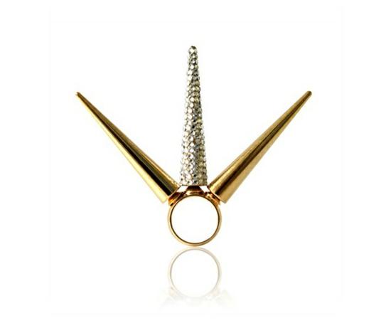 kreative luxus ringe designer originell dunkel scharf