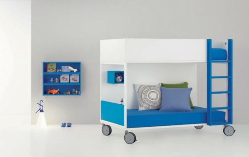 Lebhafte coole Babyzimmer Ideen - 13 verspielte, farbenfrohe Designs