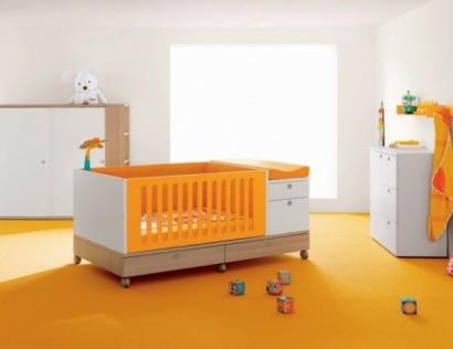 Lebhafte coole babyzimmer ideen 13 verspielte for Coole babyzimmer