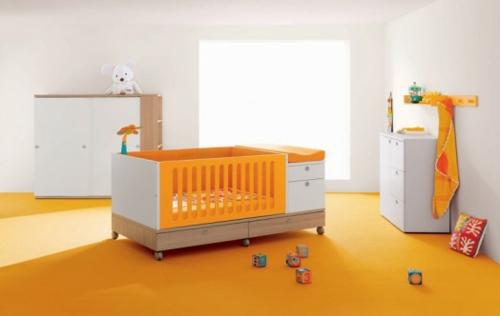 Lebhafte Coole Babyzimmer Ideen 13 Verspielte Farbenfrohe Designs