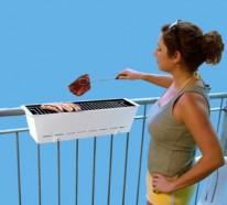 10 Lustige praktische Barbecue Grills – Designer Ideen für Ihren Außenbereich