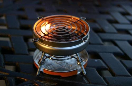 lustige praktische barbecue grills wiederverwertet