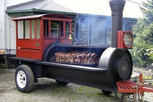 lustige praktische barbecue grills zug