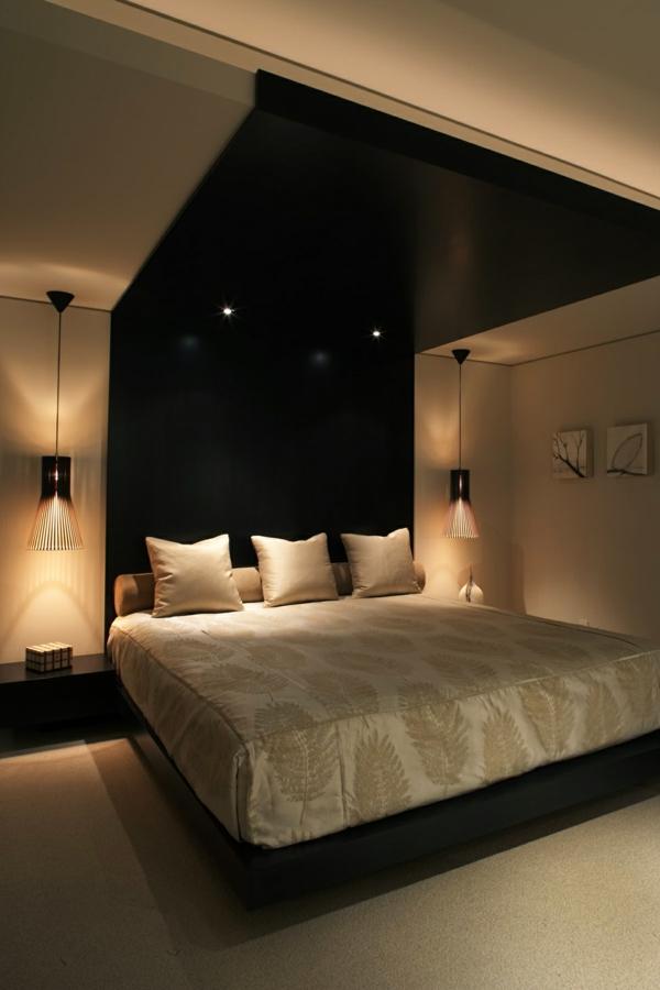 luxus apartment in kalifornien mit panorama fenstern matratze schwarz