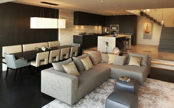 modern wohnzimmer wohnzimmer modern einrichten 13 comimovel ... - Luxus Wohnzimmer