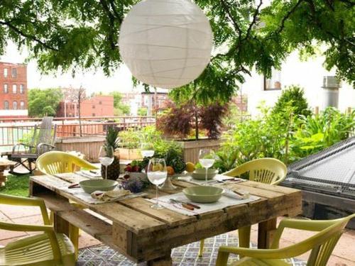 Backyard Table Designs : M?bel aus Holz Paletten ? 46 einzigartige Tipps f?r Sie