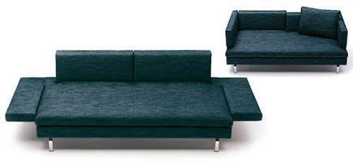 möbel designs im dachgeschoss sofa dune