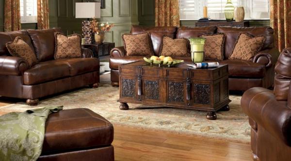 möbel von berühmten designern - trends und einfluss auf möbelindustrie, Wohnzimmer