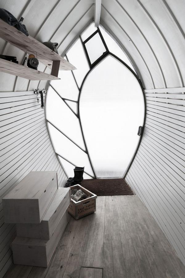 magisches haus baustruktur attraktive architektur interior