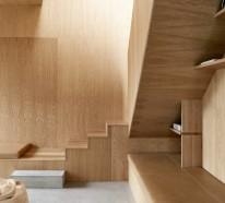 minimalistisch gestaltete sommer residenz bezaubert mit schlichtheit - Wohnideen Minimalistische Treppe