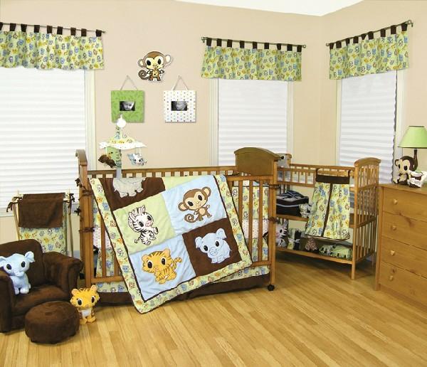 Kinderzimmer Baby ~ DiGriT.cOm For . Kinderzimmer Kinderzimmer Braun Grün  ...