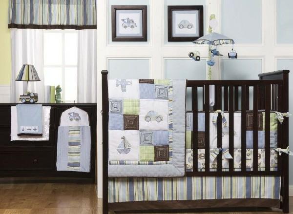 moderne coole Baby Bettwäsche Trends für Jungen