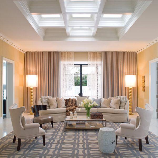 Einrichtung Und Interior Design Im HollywoodStil Glanz Und Drama Unique Regency Interior Design