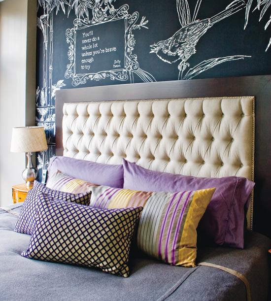 Moderne eklektische Wohnung - Neugestaltung vom kleinen Raum