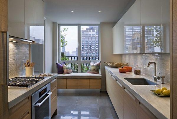 Moderne kleine Küchen Designs - das Beste daraus herauszuholen