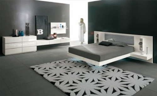 10 moderne sch ne betten designer einrichtung im. Black Bedroom Furniture Sets. Home Design Ideas