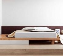10 moderne schöne Betten – Designer Einrichtung im Schlafzimmer