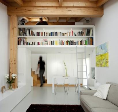 beautiful industrieller schick interieur moderner wohnung photos