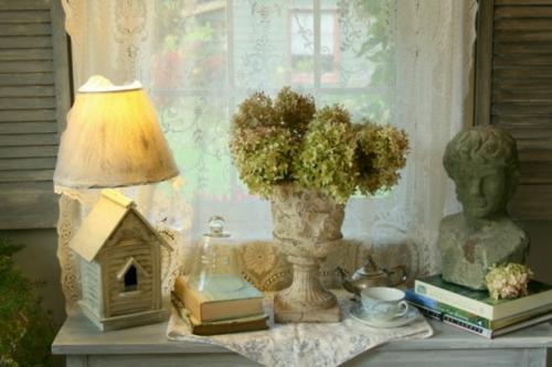 Vintage frischer zimmer garten   eleganz und naturhaftes ambiente