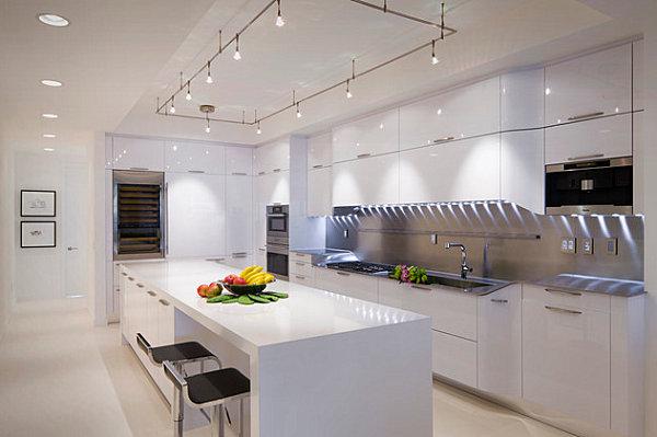 Neon beleuchtung im küchenbereich 12 originelle ideen für ihre küche