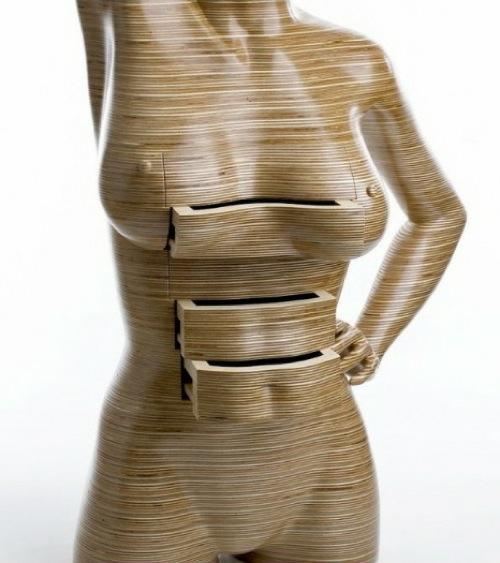 10 originelle attraktive kommoden designer kunstwerke - Designer mobel aus holz skando ...