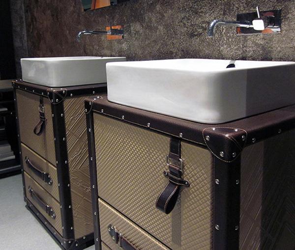 originelle badezimmer deko von collection alexandra. Black Bedroom Furniture Sets. Home Design Ideas