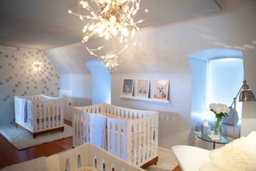 Fabelhafte ruhige moderne kinderzimmer designs f r drillinge - Sitzecke kinderzimmer ...
