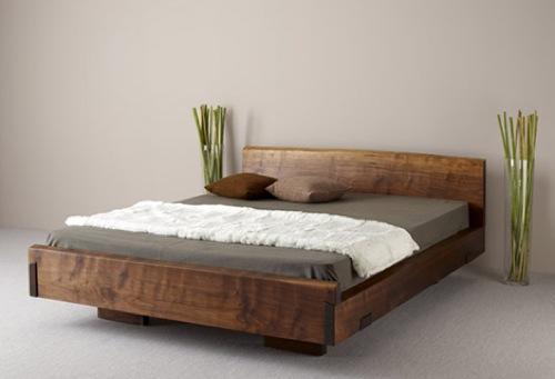 Designer Betten Aus Holz ~ 10 rustikale Bett Designs – den Landhausstil nach Hause einladen
