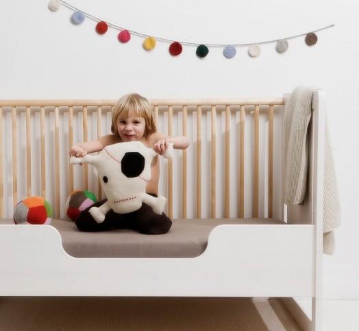 schöne umweltfreundliche kinder möbel gitterbett matratze