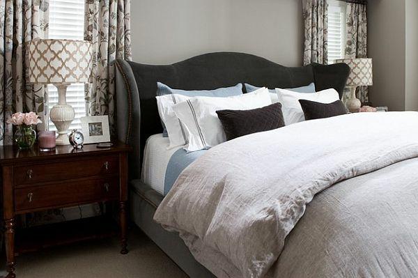 tipps fürs schlafzimmer – bettwäsche und co. aufeinander abstimmen, Schlafzimmer design