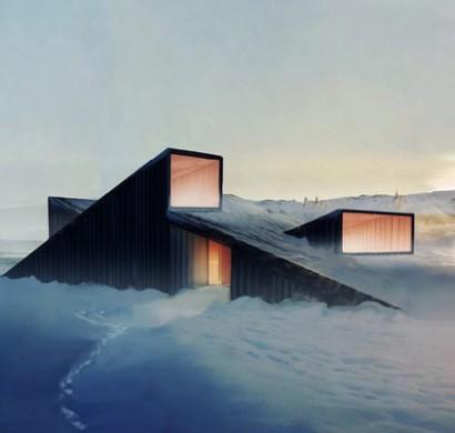 Berühmte Architektur 10 schicke moderne berghütten berühmten architekten entworfen