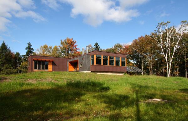 Gartenmobel Aus Holz Richtig Pflegen : schicke moderne Berghütten von berühmten Architekten entworfen