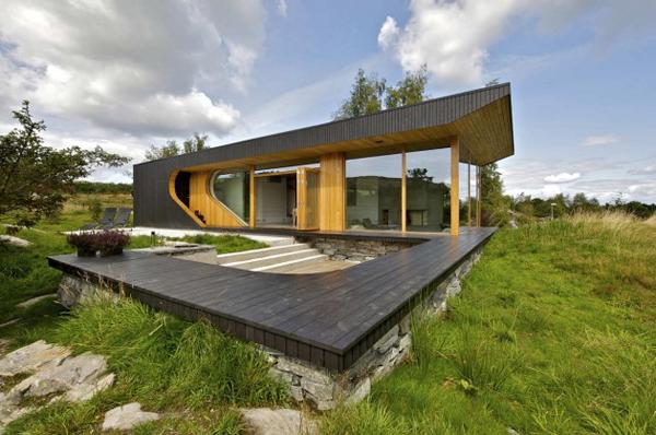 Sommerhütte in einmaligem Natur Ambiente Norwegen