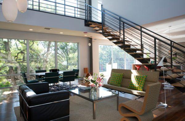 32 schwebende treppe ideen f rs zeitgen ssische zuhause for Wohneinrichtung ideen