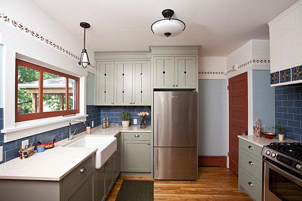 20 skandinavische k chen designs attraktive einrichtung. Black Bedroom Furniture Sets. Home Design Ideas