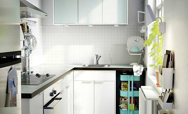 20 skandinavische Küchen Designs - attraktive Einrichtung Ideen | {Skandinavische kücheneinrichtung 50}