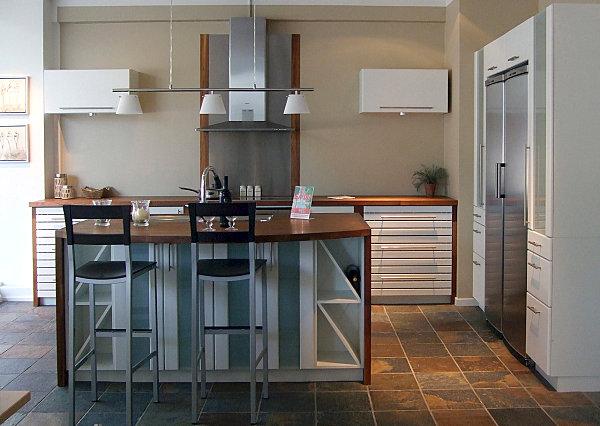 skandinavische küchen designs zeitgenössisch interior