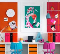 10 skurrile Home Office Ideen – Arbeitsplatz von Zuhause aus